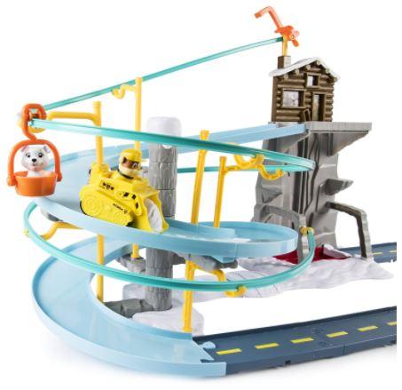 Rubble's Mountain Rescue Track Set