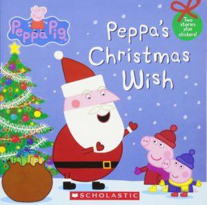 Peppa's Christmas Wish Only $1.82!