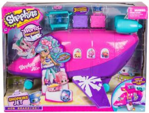 Shopkins Season 8 Plane Playset Only $15! (reg. $29.99)