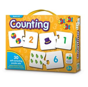 The Learning Journey Match It! Counting Only $4.27! (was $12.99)