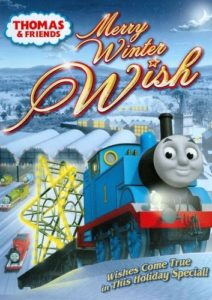 Thomas & Friends: Merry Winter Wish DVD Only $3.99!
