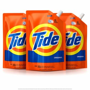 Tide Liquid Laundry Detergent Smart Pouches as low as $11.69 Shipped! ($0.12/load)