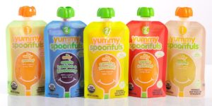 Target: Yummy Spoonfuls Organic Baby Food Pouches $0.59!