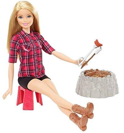 Barbie Campfire Doll