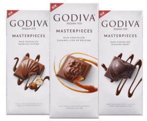 Target: Godiva Masterpieces Only $0.37!