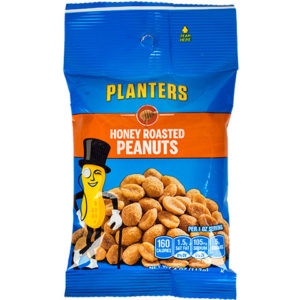 Dollar Tree: Planters Peanuts Only $0.50!