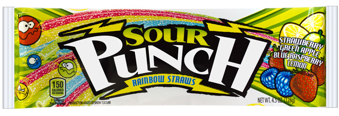 CVS: Sour Punch Straws as low as $0.20!