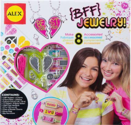 ALEX Toys DIY BFF Jewelry Kit