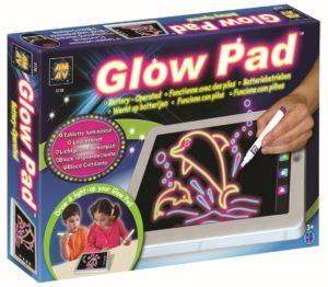 AMAV Glow Pad Portable Hi-Tech Drawing Board Only $11.99!