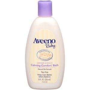 Walgreens: Aveeno Calming Comfort Bath Only $1.25!