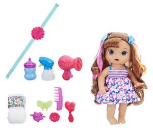 Baby Alive Brown Hair Cute Hairstyles Baby – $23.99! (reg. $49.99)