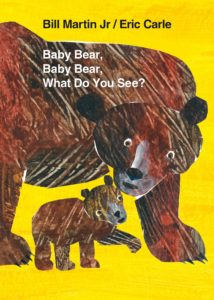 Baby Bear, Baby Bear, What Do You See? Board Book Only $2.92!