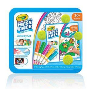 Crayola Color Wonder Art Kit Animal Theme Toy Only $7.76!