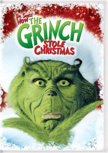 Dr. Seuss' How The Grinch Stole Christmas DVD Only $6.50!