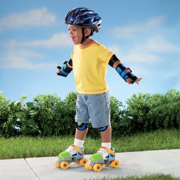 Fisher-Price Grow with Me Roller Skates