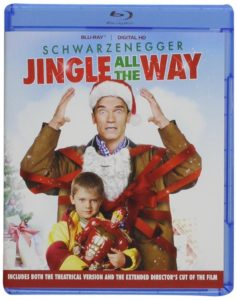 Jingle All The Way Blu-Ray Only $4.99! (reg. $14.99)