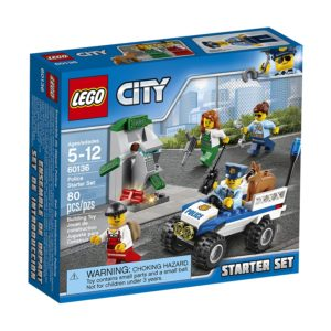 LEGO City Police Police Starter Set Only $5.59!
