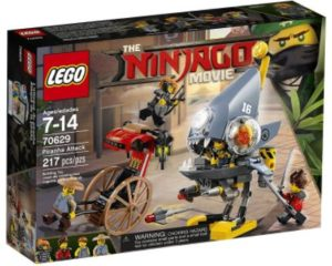 LEGO Ninjago Movie Piranha Attack Building Kit Only $19.99!