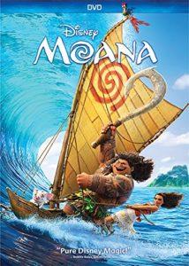 Moana DVD Only $14.99! Best Price!