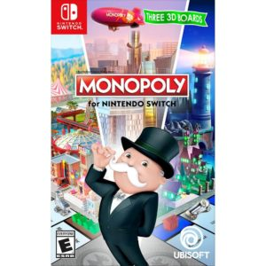 Monopoly for Nintendo Switch Only $19.99!!