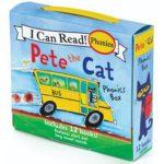 Pete the Cat Phonics Box Set Only $9.48! (reg. $12.99)
