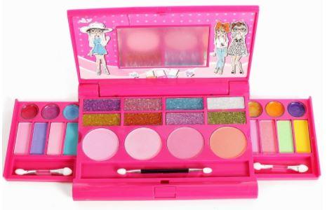 Girl's All-In-One Deluxe Makeup Palette