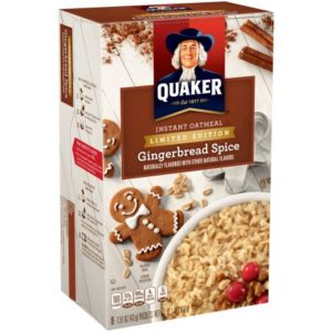 Walmart: Quaker Instant Oatmeal Only $1.00!