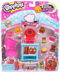 **HOT** Shopkins Chef Club Hot Waffle Collection Only $5.20 (Reg. $15)!