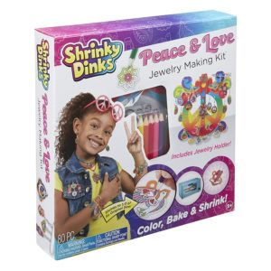 Shrinky Dinks Peace and Love Jewelry Kit Only $6.71! (reg. $15.50)
