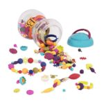Snap Beads for Jewelry Making (300 pieces) Only $7.60!