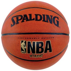 Spalding NBA Street Basketball Only $9.44! (reg. $17)