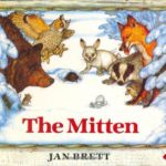 The Mitten Board Book Only $5!