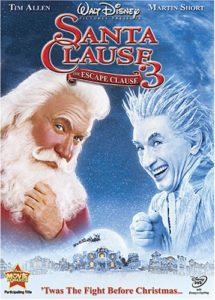 Santa Clause 3 DVD Only $6.99!