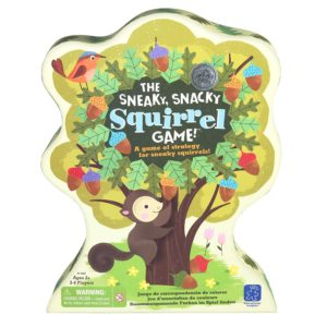 The Sneaky, Snacky Squirrel Game Only $12.49 (Reg. $22)! Best Price!
