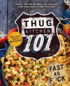 Thug Kitchen 101 Book Only $10.48! (reg. $26.99)
