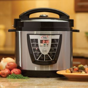 Tristar Power Cooker Plus 8-quart – $69.98 – Today Only!