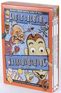 Wayside School Boxed Set – 4 Books – Only $4.53! (reg. $17.97)