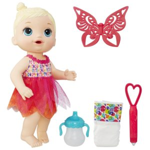 Baby Alive Face Paint Fairy Doll Only $9.97 (Reg. $20)!