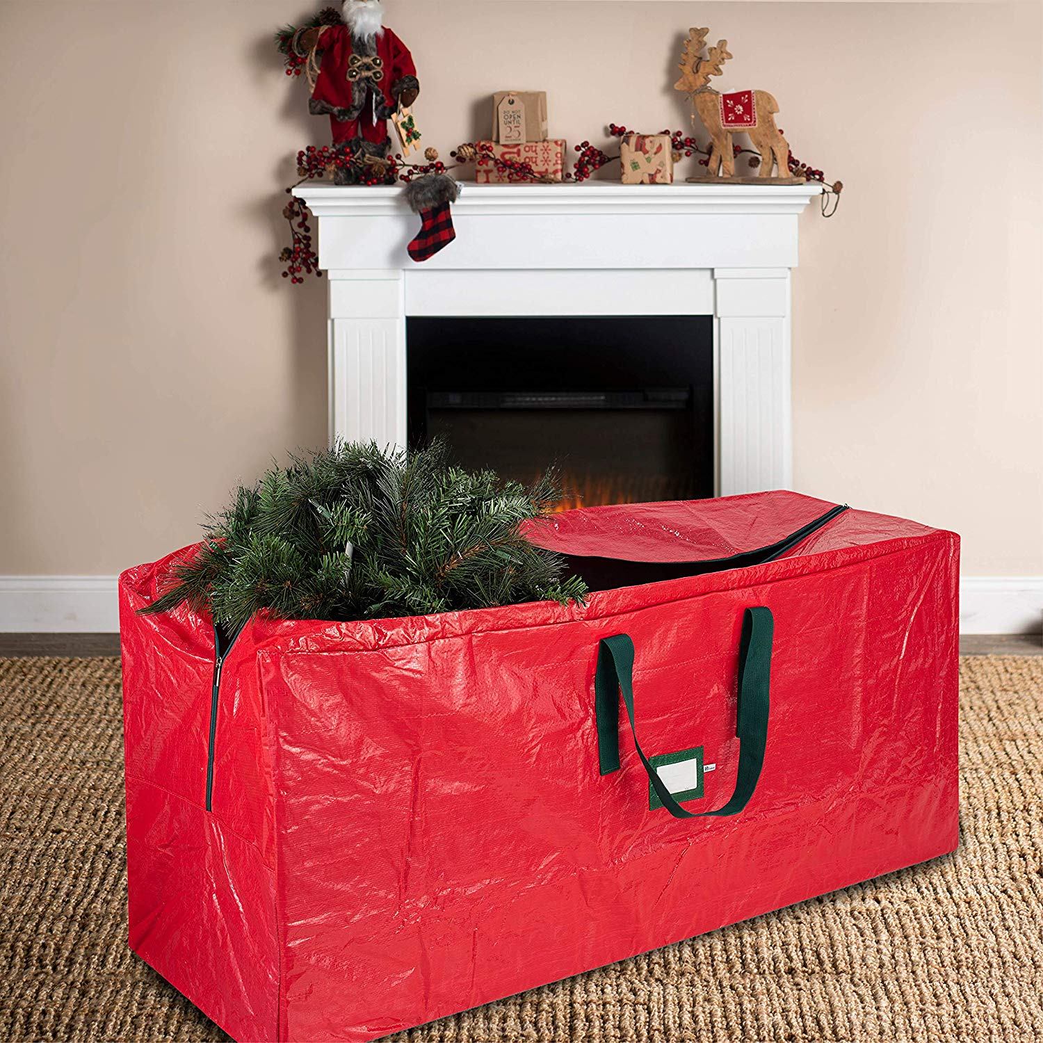 Extra Large Christmas Tree Bag Only $7.95! - Become a ...