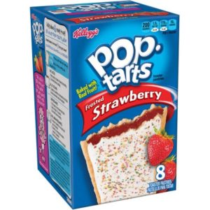 Target: Kellogg's Pop-Tarts 8-count as low as $0.49!