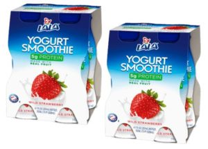 Walmart: Lala Yogurt Smoothie 4-pack Only $1.82!