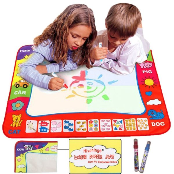 Aqua Doodle Water Drawing Mat Only 8 99 Free Shipping