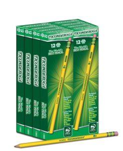 Dixon Ticonderoga Pencils 96-Count Only $6.92!