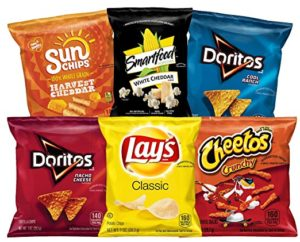 Frito-Lay Classic Mix Variety Pack, 35 Count as low as $9.66 Shipped!