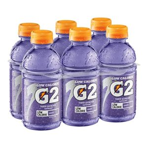 Gatorade Thirst Quencher G2, Grape, 12 Ounce (Pack of 6) Only $3.00!