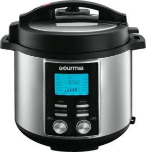 Gourmia 8-Quart Pressure Cooker Only $49.99! (reg. $159.99)
