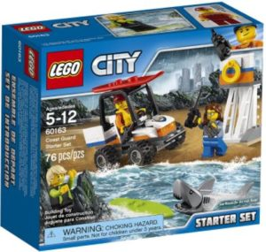 LEGO City Coast Guard Starter Kit Only $5.40! Lowest Price!