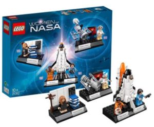 LEGO Ideas Women of NASA Building Kit Only $15.99! (reg. $24.99)