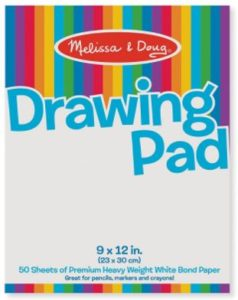 Melissa & Doug Drawing Pad Only $2.99!
