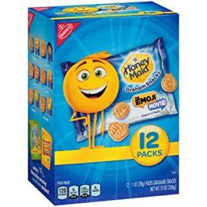 Target: Nabisco Emoji Honey Maid Grahams Multipack Only $0.24!